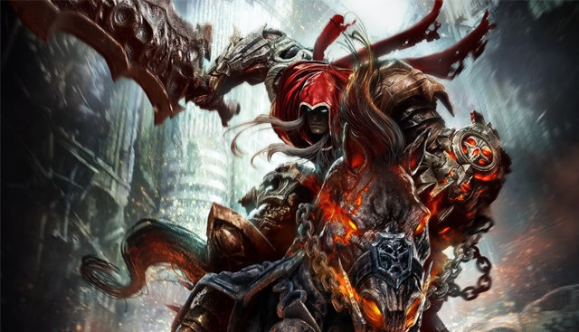 "First ""Darksiders"" Coming to 8th Gen Consoles - Joining"