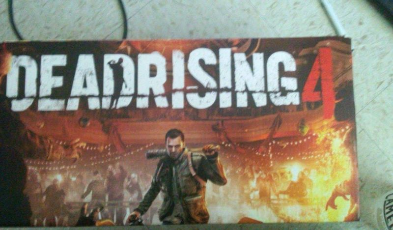 """Dead Rising 4"" Leaked Before E3"
