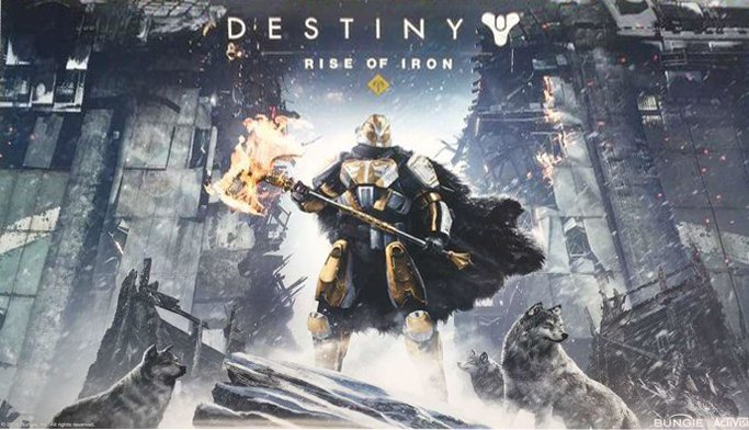 """Destiny: Rise of Iron"" Expansion Leaked"