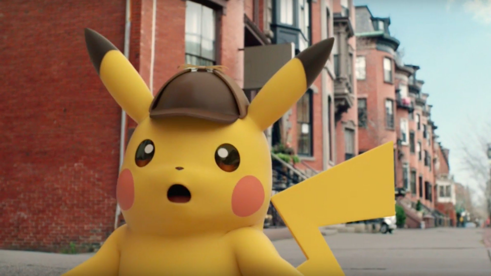"""Detective Pikachu"" Movie Coming - From Legendary Entertainment and Pokemon"