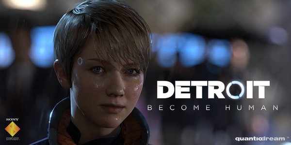 """Detroit: Become Human"" Revealed - 'L.A. Noire' meets 'Heavy Rain' meets…Bladerunner?"