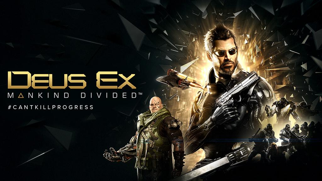 """Deus Ex: Mankind Divided"" Delays"