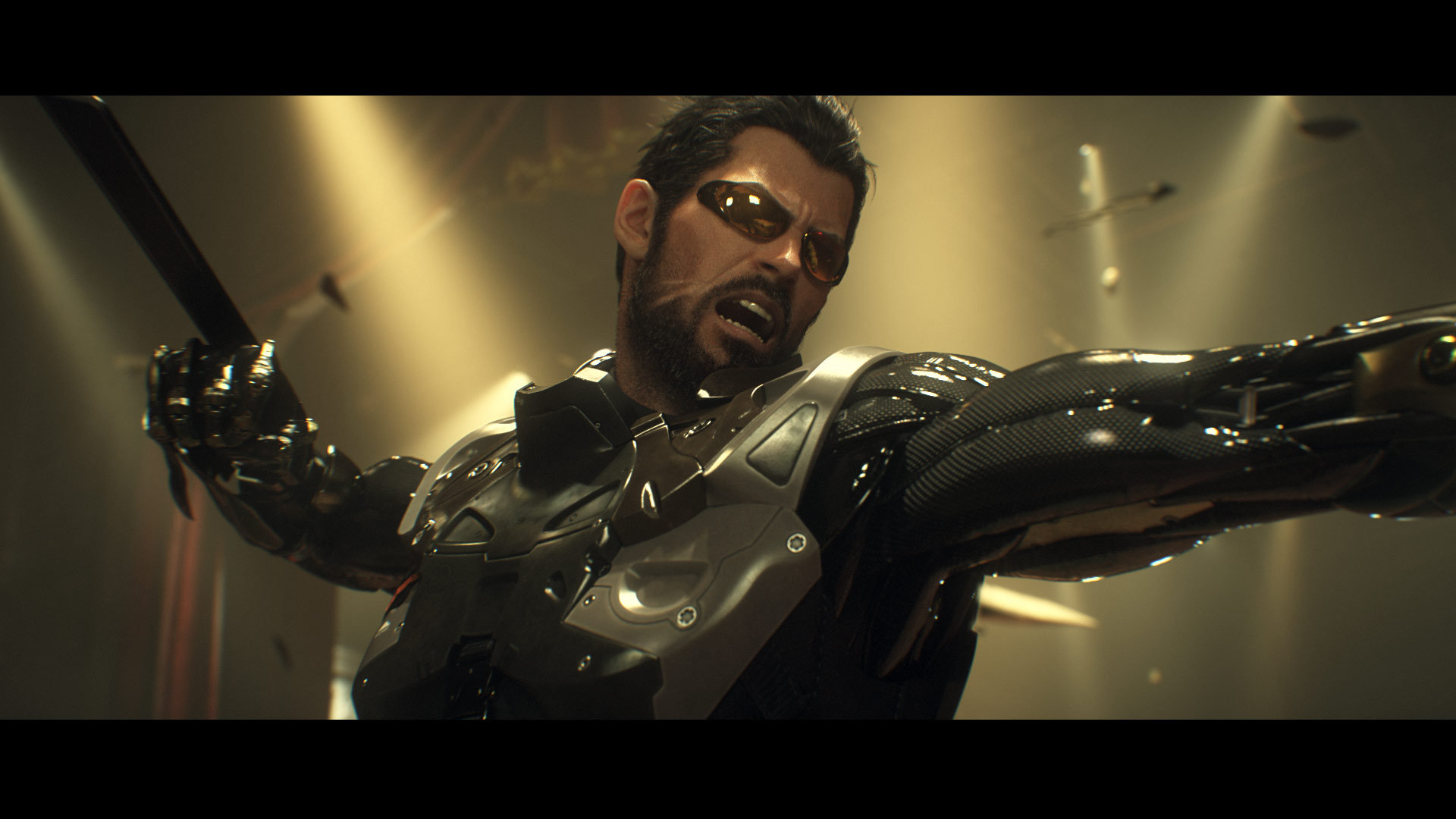 """Deus Ex: Mankind Divided"" Release Date Announced"