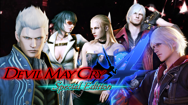 """Devil May Cry 4 Special Edition"" Release Date Revealed - $25, Though Only Digital"