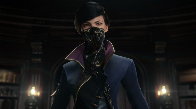 "Play Either Emily or Corvo in ""Dishonored 2,"" Not Both - Similar to Most Games in the Past with Multiple Characters"