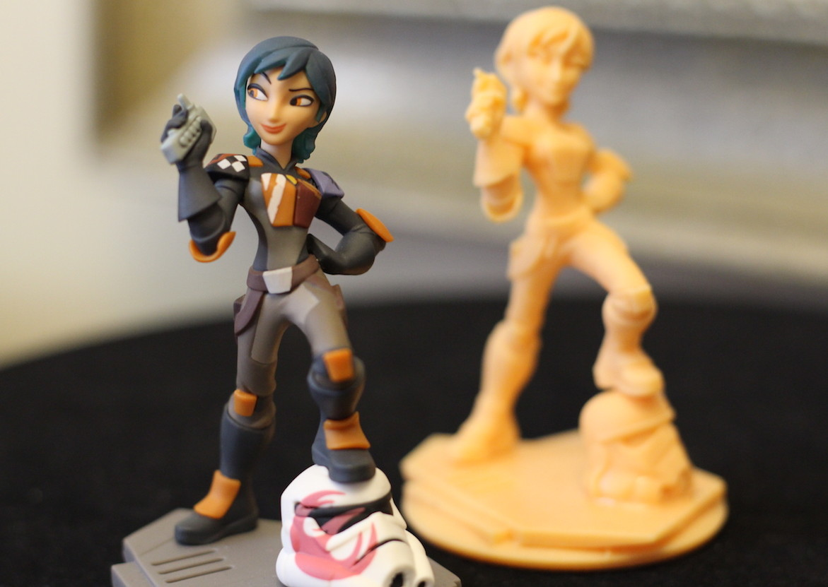 """Star Wars Rebels"" Has Figures for ""Disney Infinity 3.0"" - Sabine, Kanan, Ezra, and Zeb Joining In"