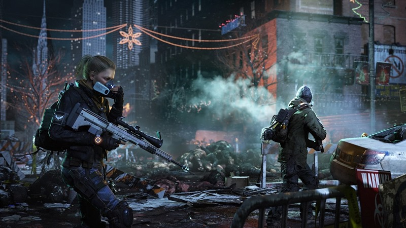 """The Division"" Reveals A New Story Trailer - Features"