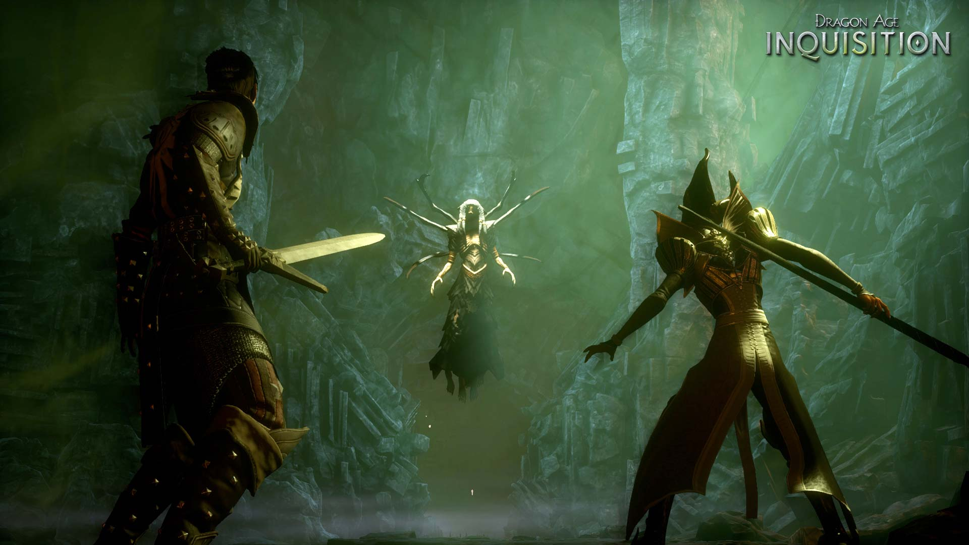"""Dragon Age: Inquisition"" Started Off Differently - Started As Multiplayer-Only"