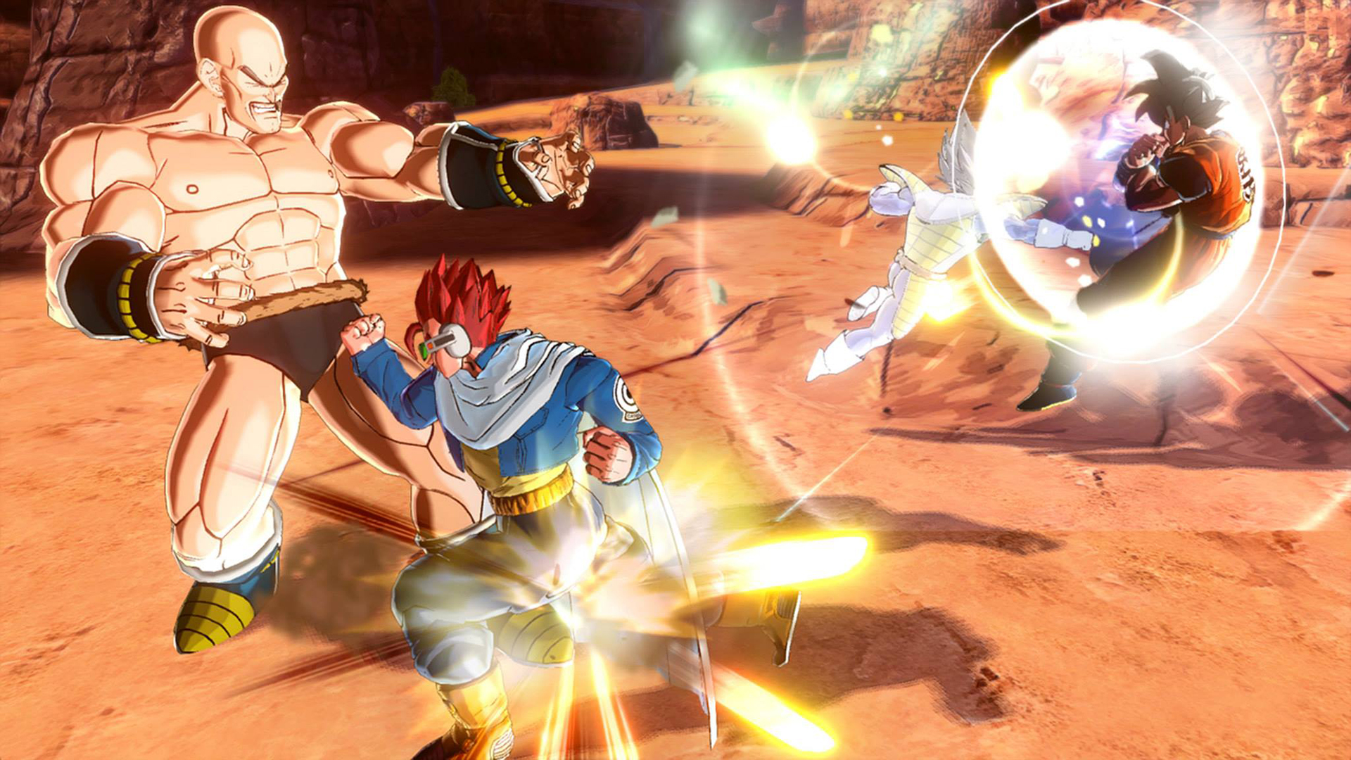 """Dragon Ball Xenoverse 2"" Officially Revealed"