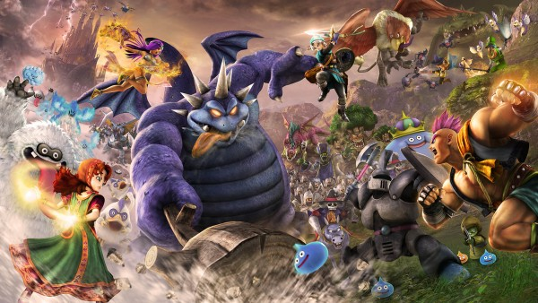 """Dragon Quest Heroes 2"" Announced for Japan - More Information to Follow"