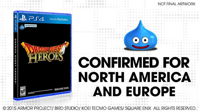 """Dragon Quest Heroes"" Heading to North America & Europe - Akin to"