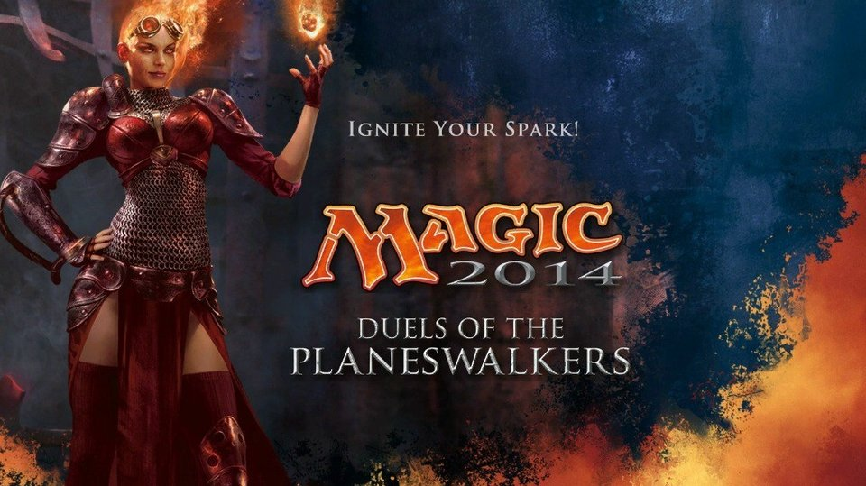 Duels of the Planeswalkers 2014