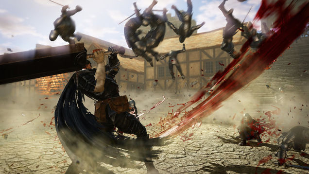 """Berserk Warriors"" Coming West This Fall 2016 - Gory All Around the World"