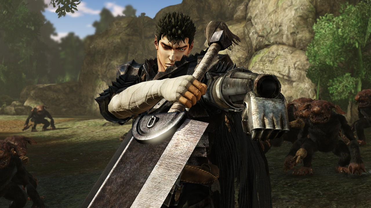 """Berserk Warriors"" Delayed In Japan"