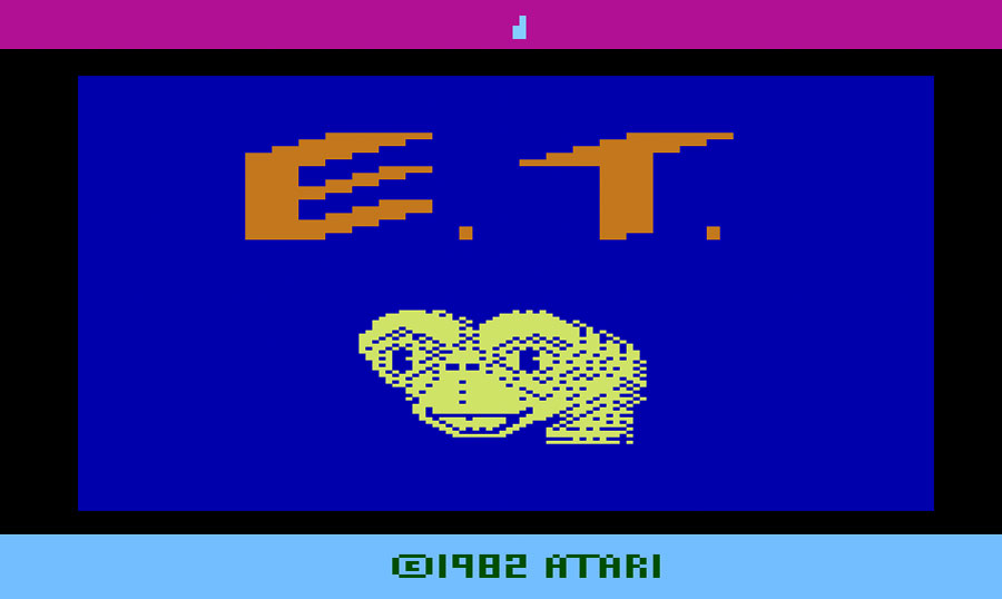 Uncovering a Legend - Atari's ET Games Finally Found