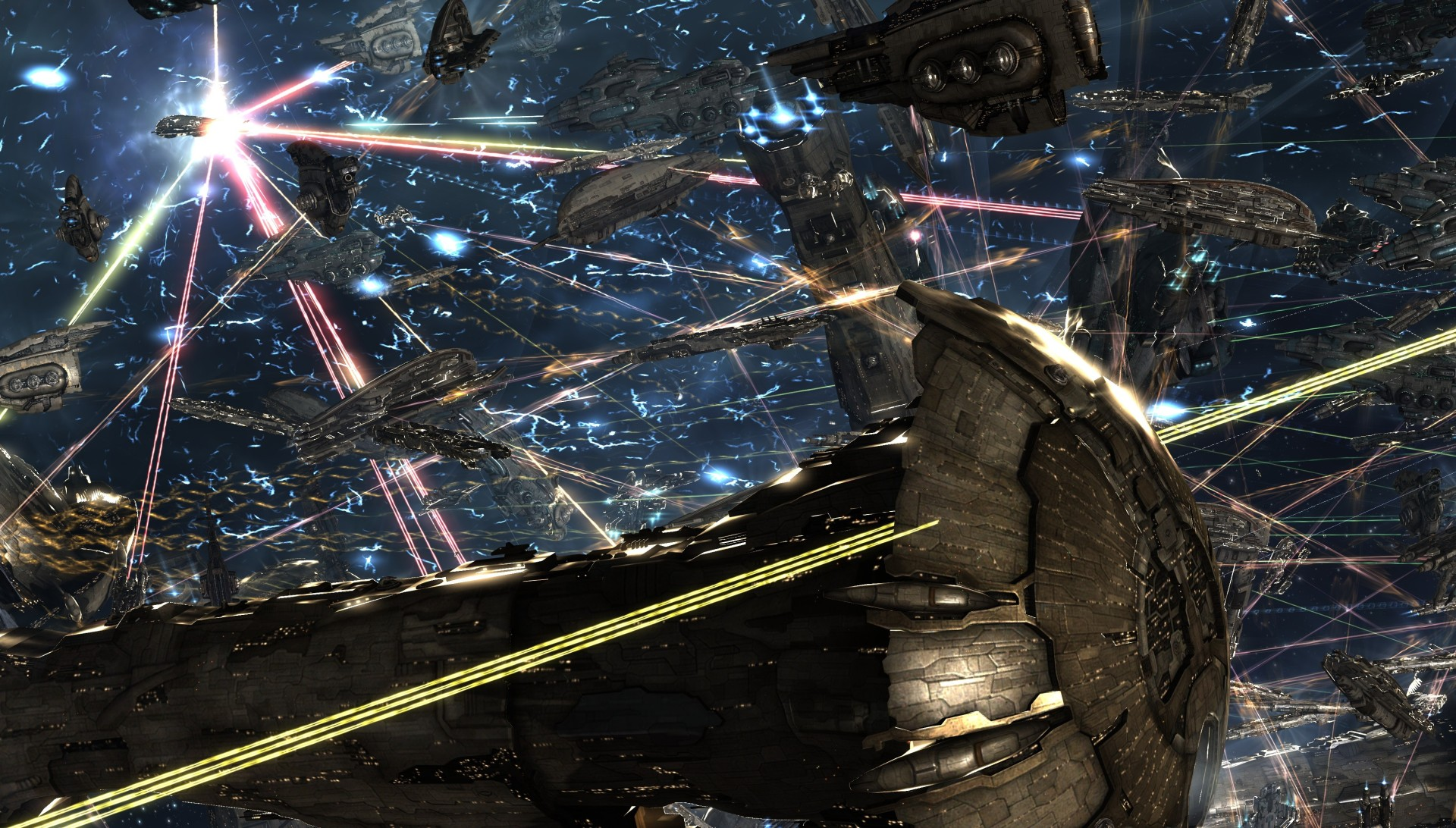 "Biggest War in ""EVE Online"" History Raged Over Missed Payment - Don't Forget Your Mortgage Payments"