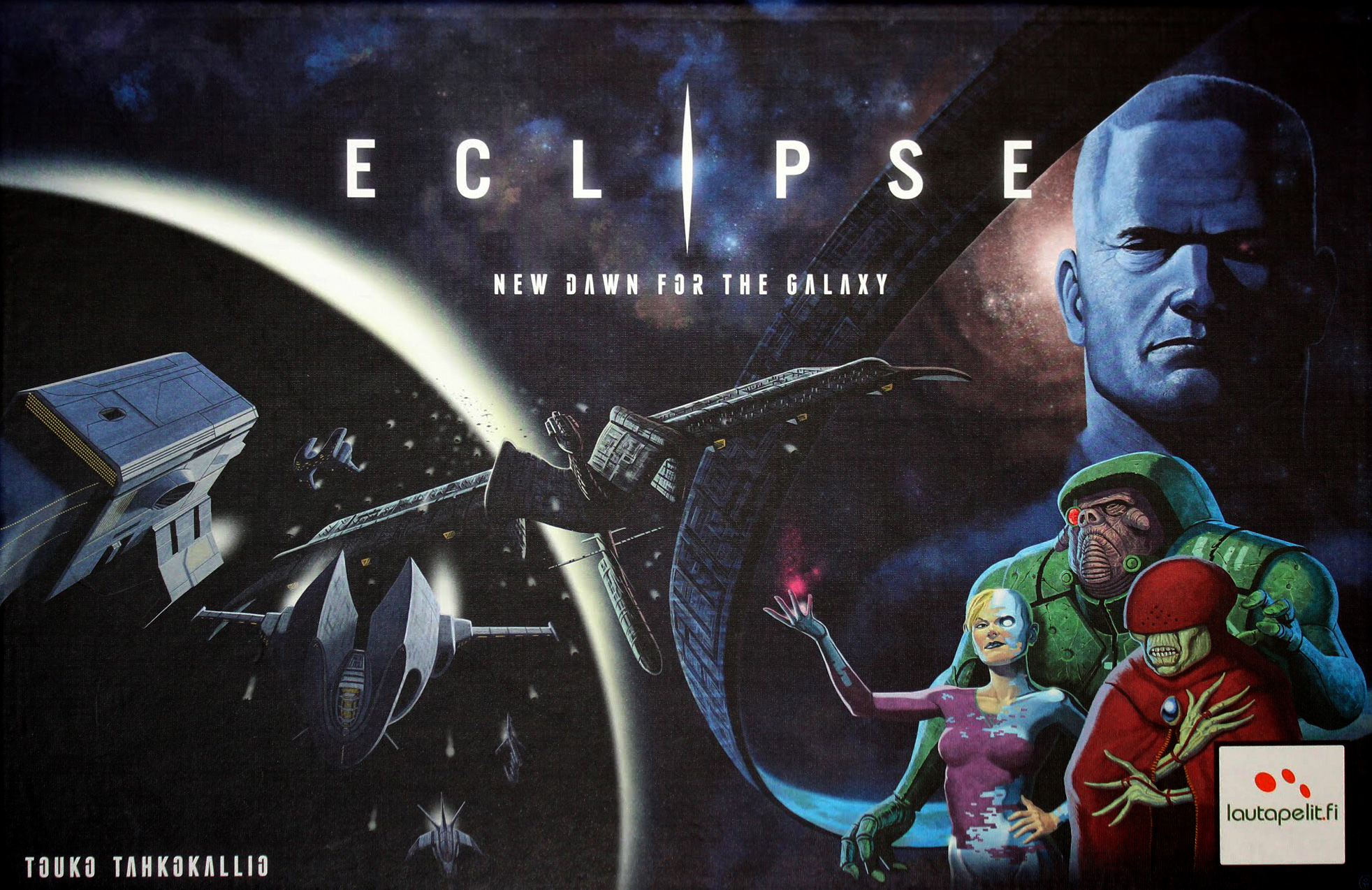 """Eclipse: New Dawn for the Galaxy"" Getting Mac/PC Release - Currently on Steam Greenlight"