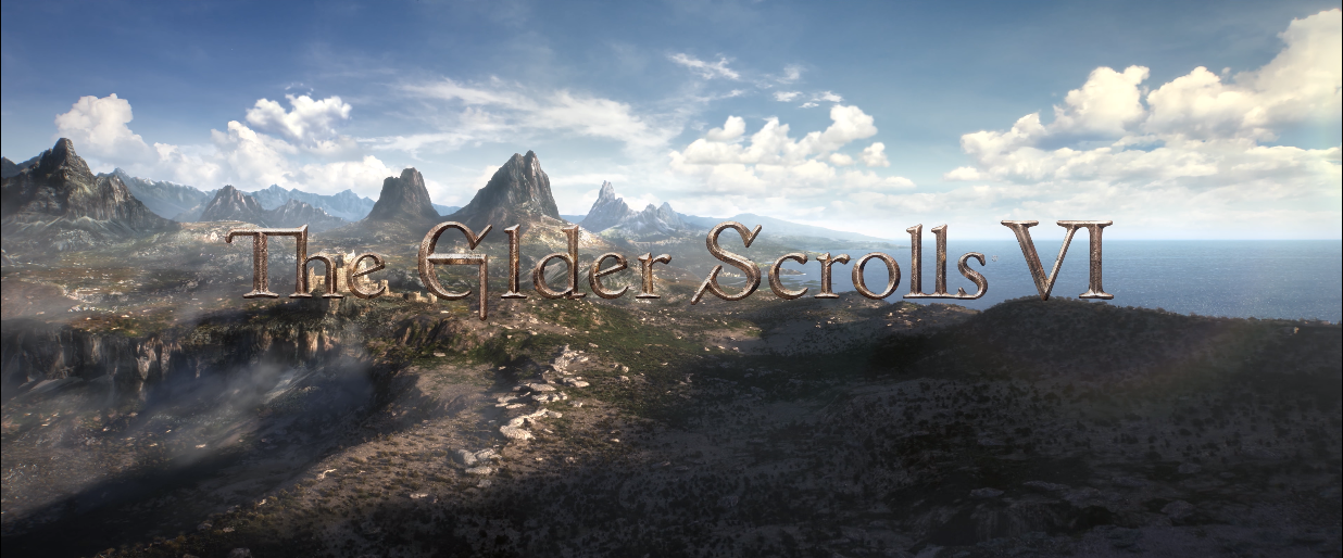 "E3 2018: ""The Elder Scrolls VI"" Officially Announced! - Finally."