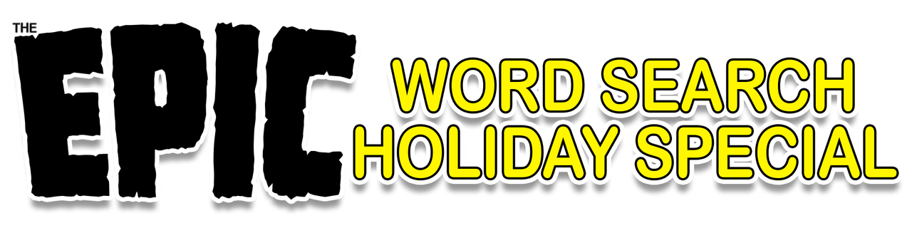 Lightwood Games Releases Holiday Themed Word Search