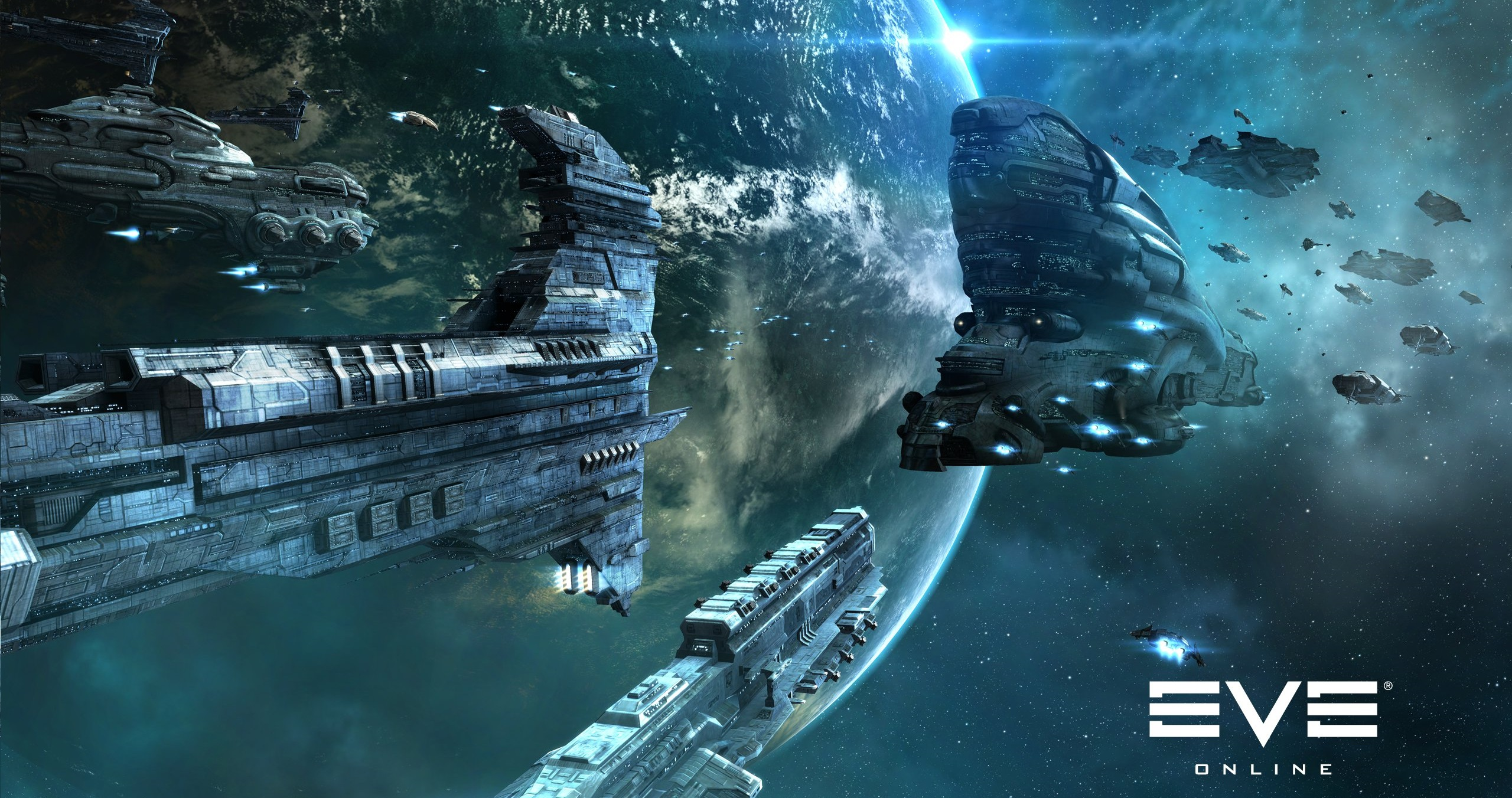 """EVE Online"" Going Free-To-Play"