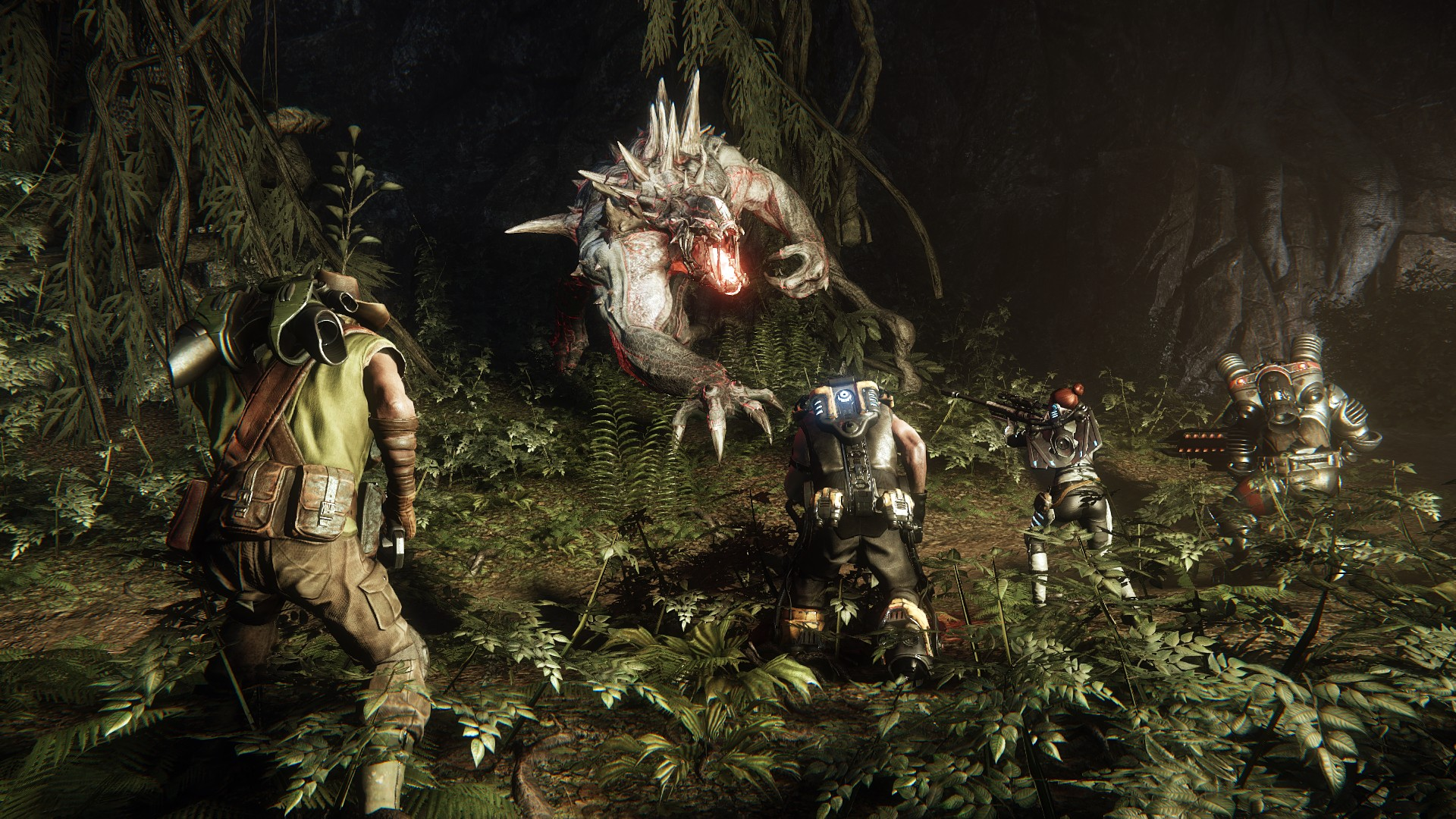 """Evolve"" Now Free-to-Play"