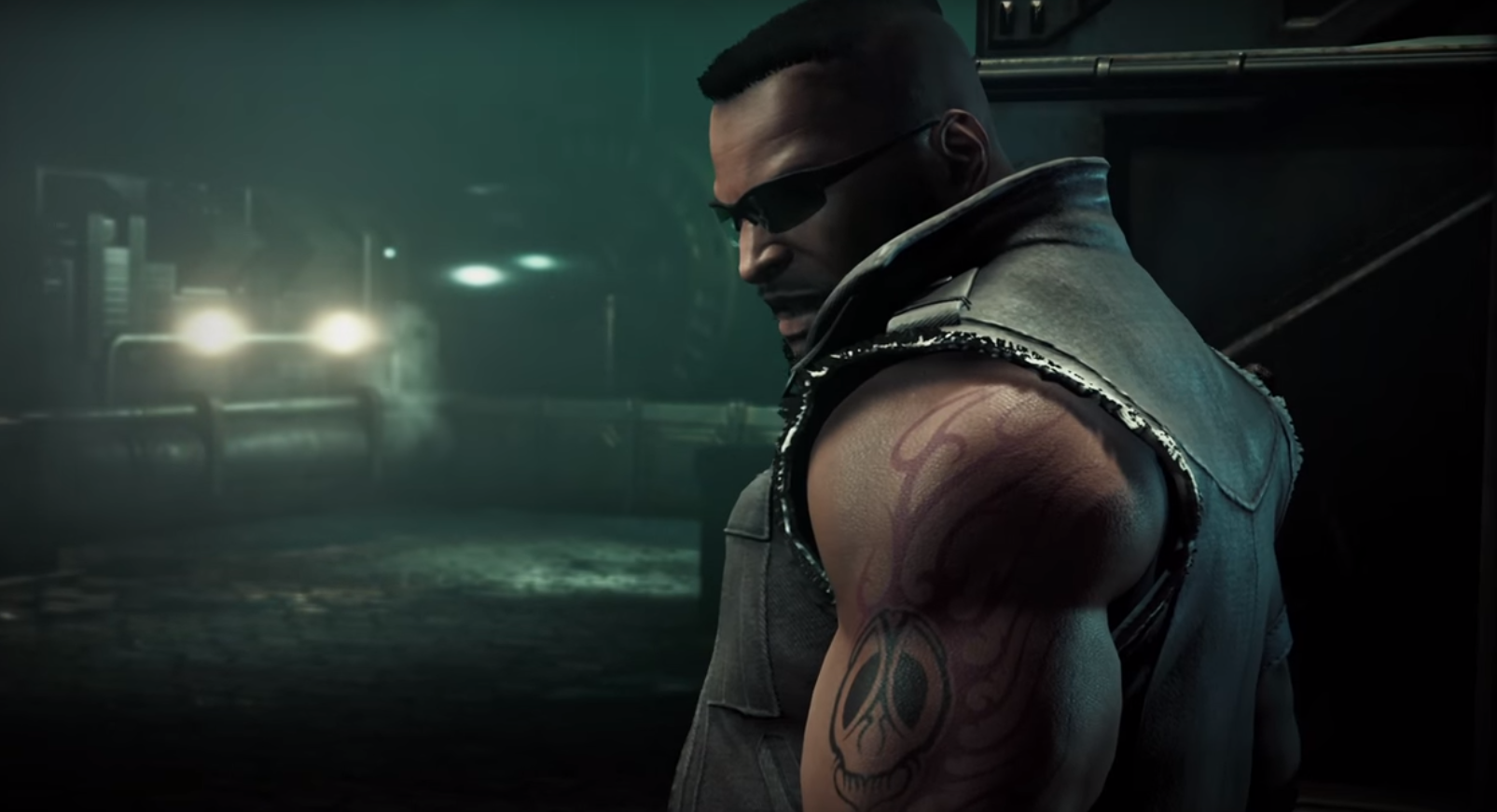 "REVEALED: ""Final Fantasy VII Remake"" Gameplay Trailer -"