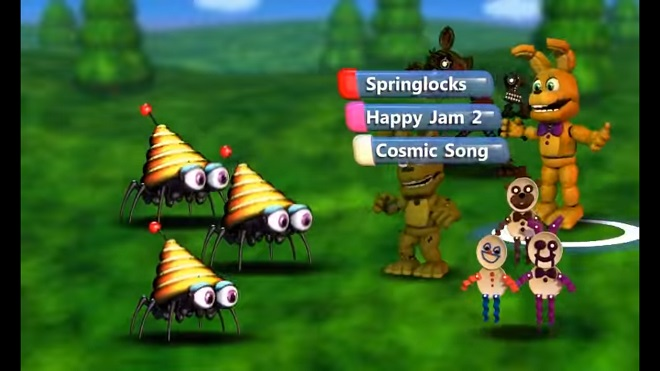 """FNAF World"" Pulled Off of Steam"