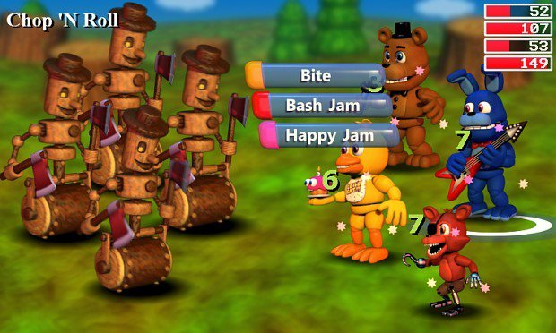 """FNAF World"" Available Again for Free"