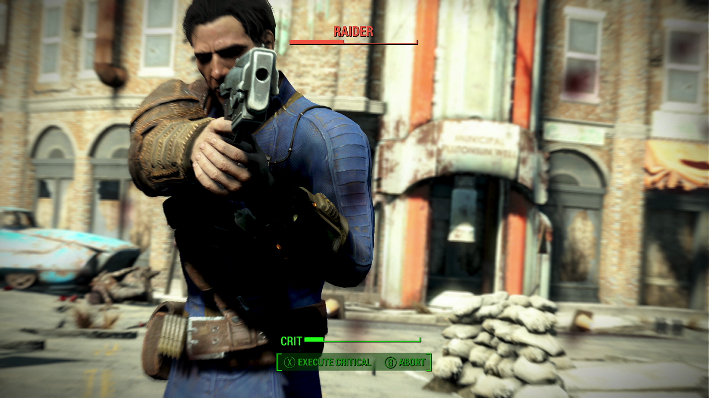 "Revealed: ""Fallout 4"" Exploration Trailer"