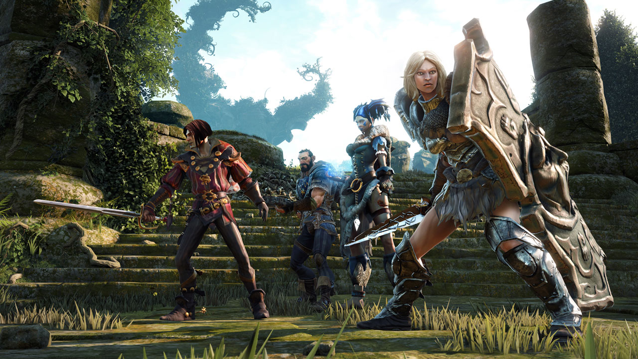 """Fable Legends"" Will Be Free-to-Play - Playable Hero Characters Will Be in Rotation"