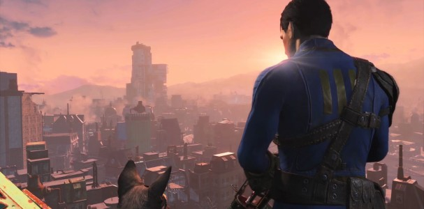 """Fallout 4"" ""Basically Done"" When Officially Revealed"