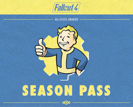 """Fallout 4"" Will Have a Season Pass"