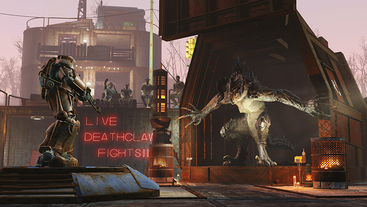"""Fallout 4"" DLC Detailed"