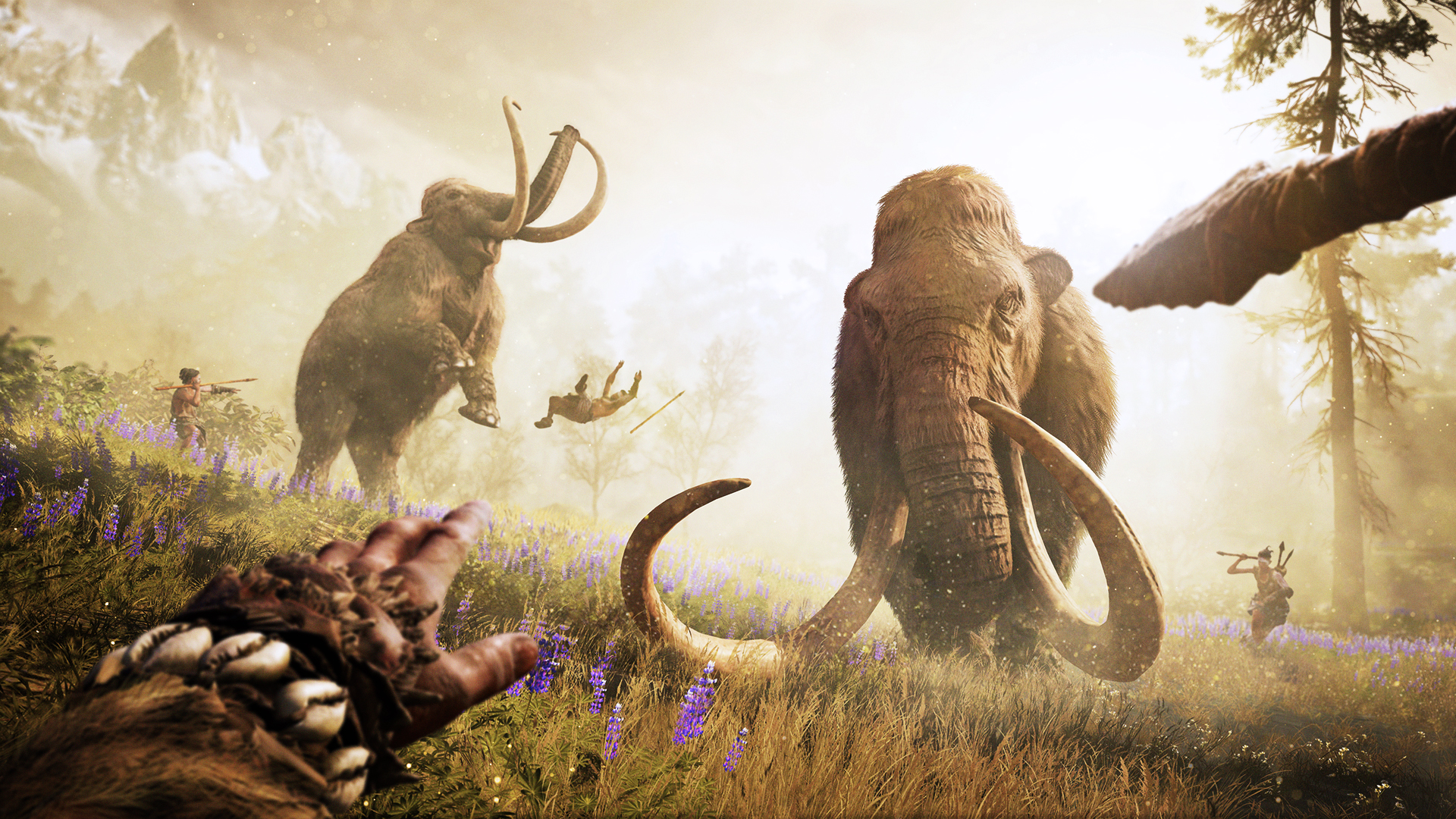 "RUMOR: ""Far Cry 4"" Maps Recycled for ""Far Cry Primal"" - Or maybe"