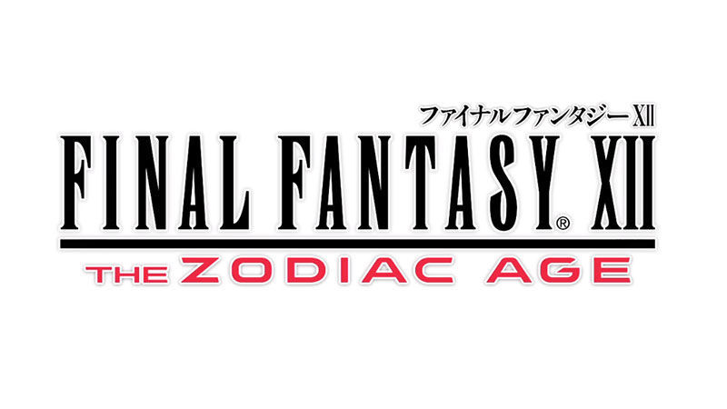 """Final Fantasy XII"" Remastered Announced - It's Called"