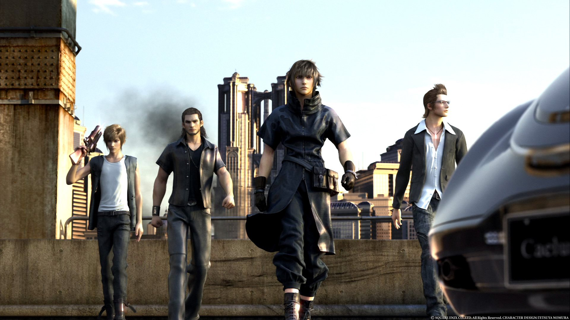 """Final Fantasy XV"" Demo Getting 2.0 Patch"