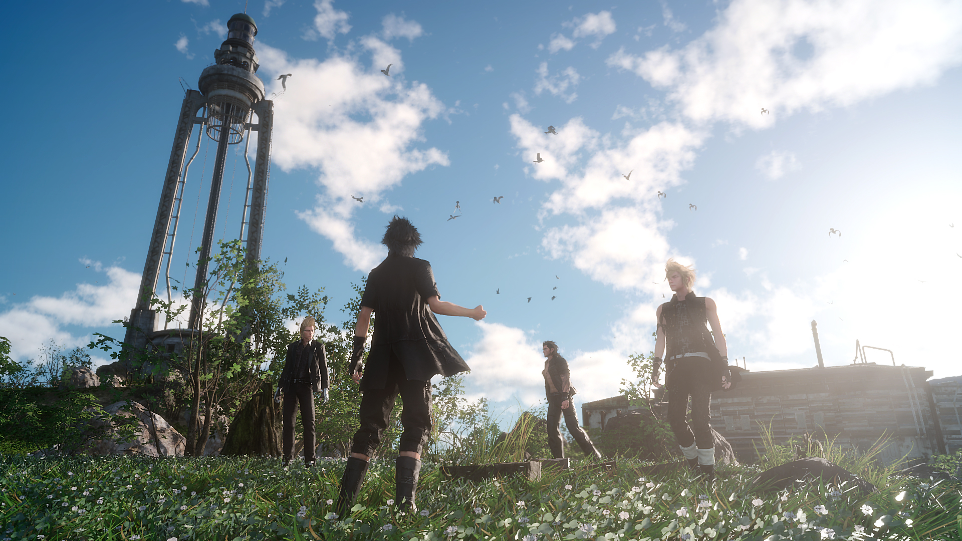 """Final Fantasy XV"" Has Mystery Season Pass"