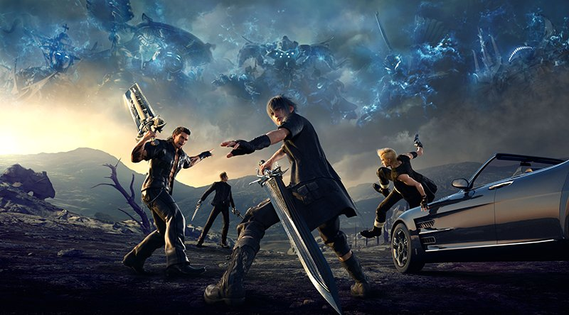 """Final Fantasy XV"" Delayed to November"