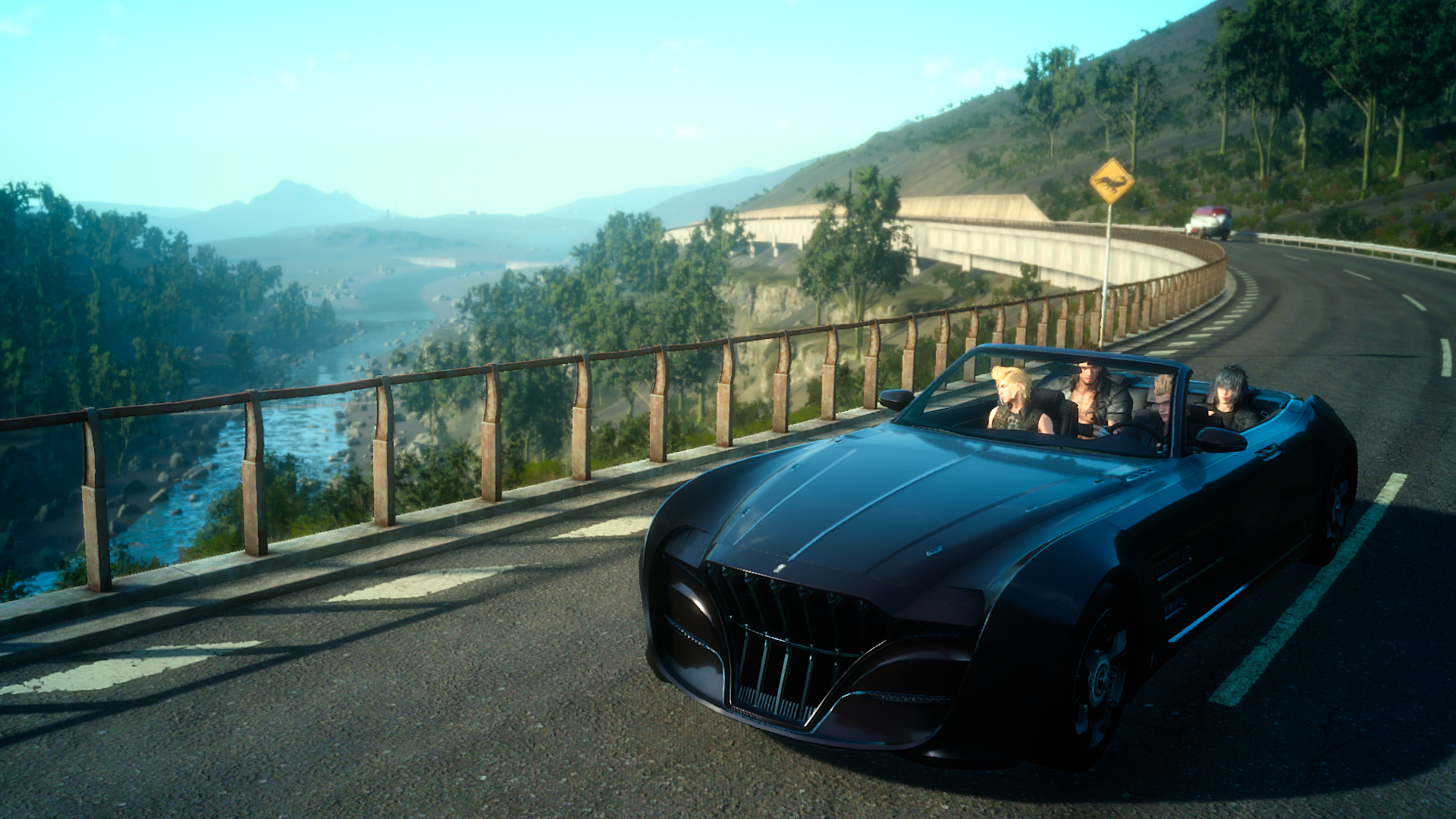 "Quest Information Revealed for ""Final Fantasy XV"" -"