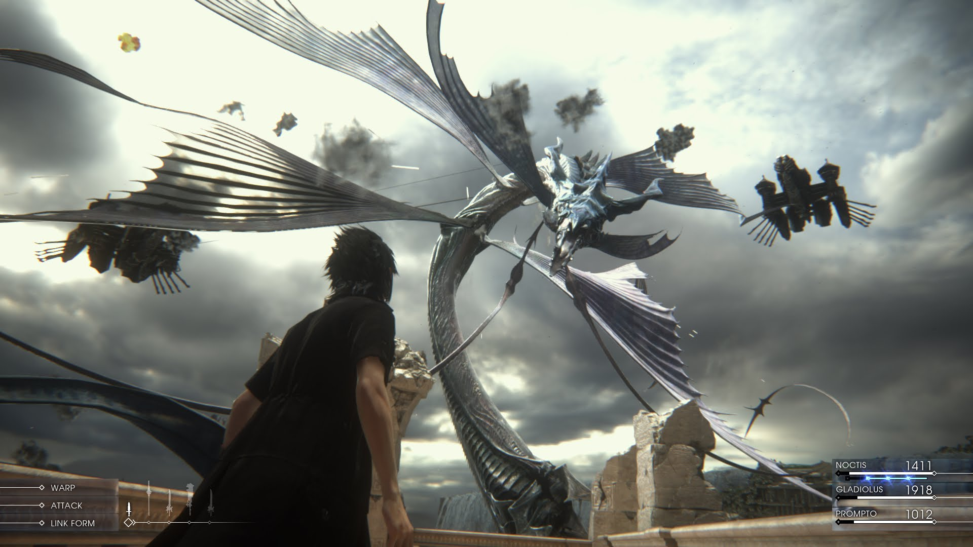 """FFXV"" Director Describes ""Final Fantasy Disease"""