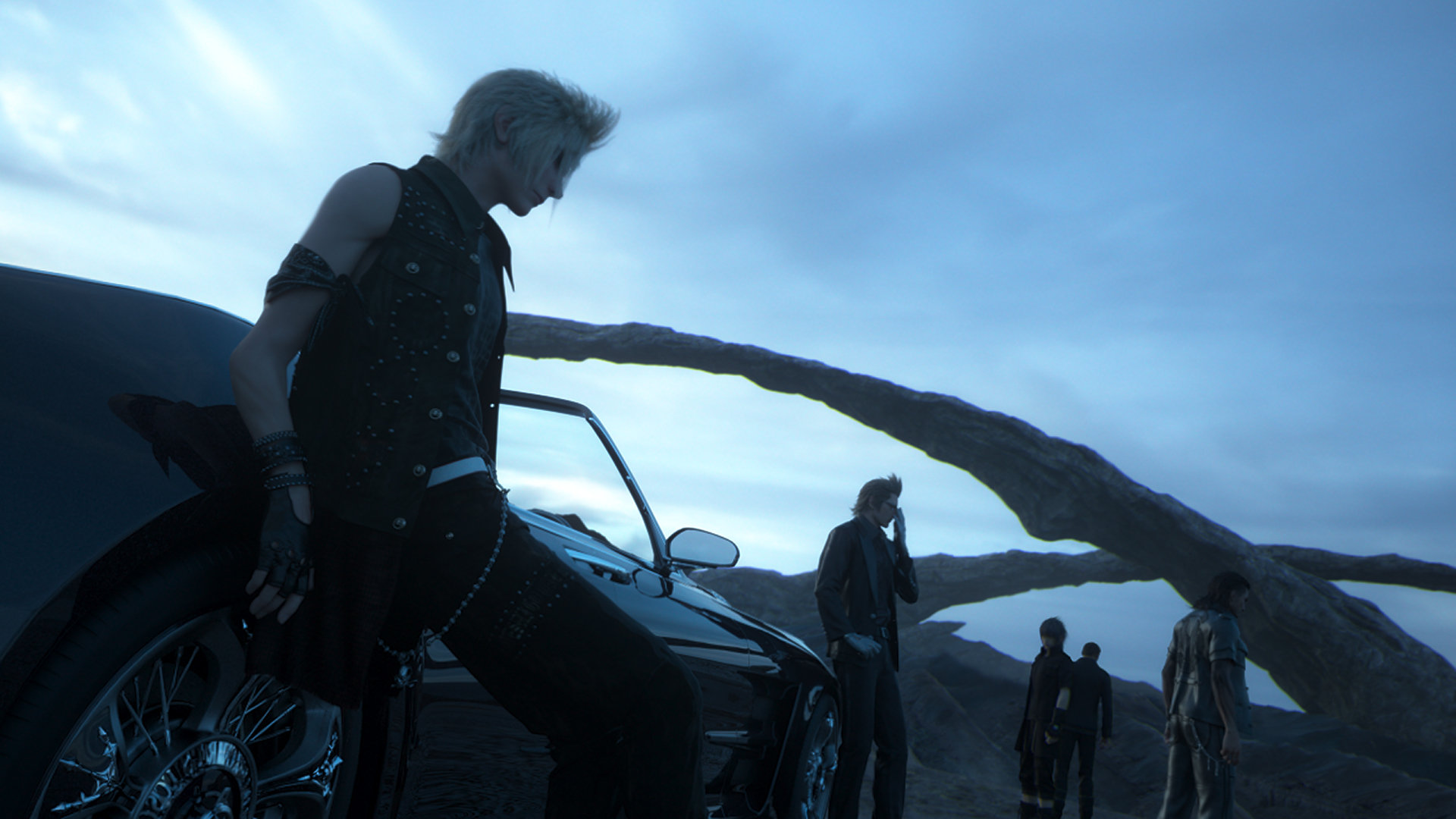 "More ""Final Fantasy XV"" Questions Answered"