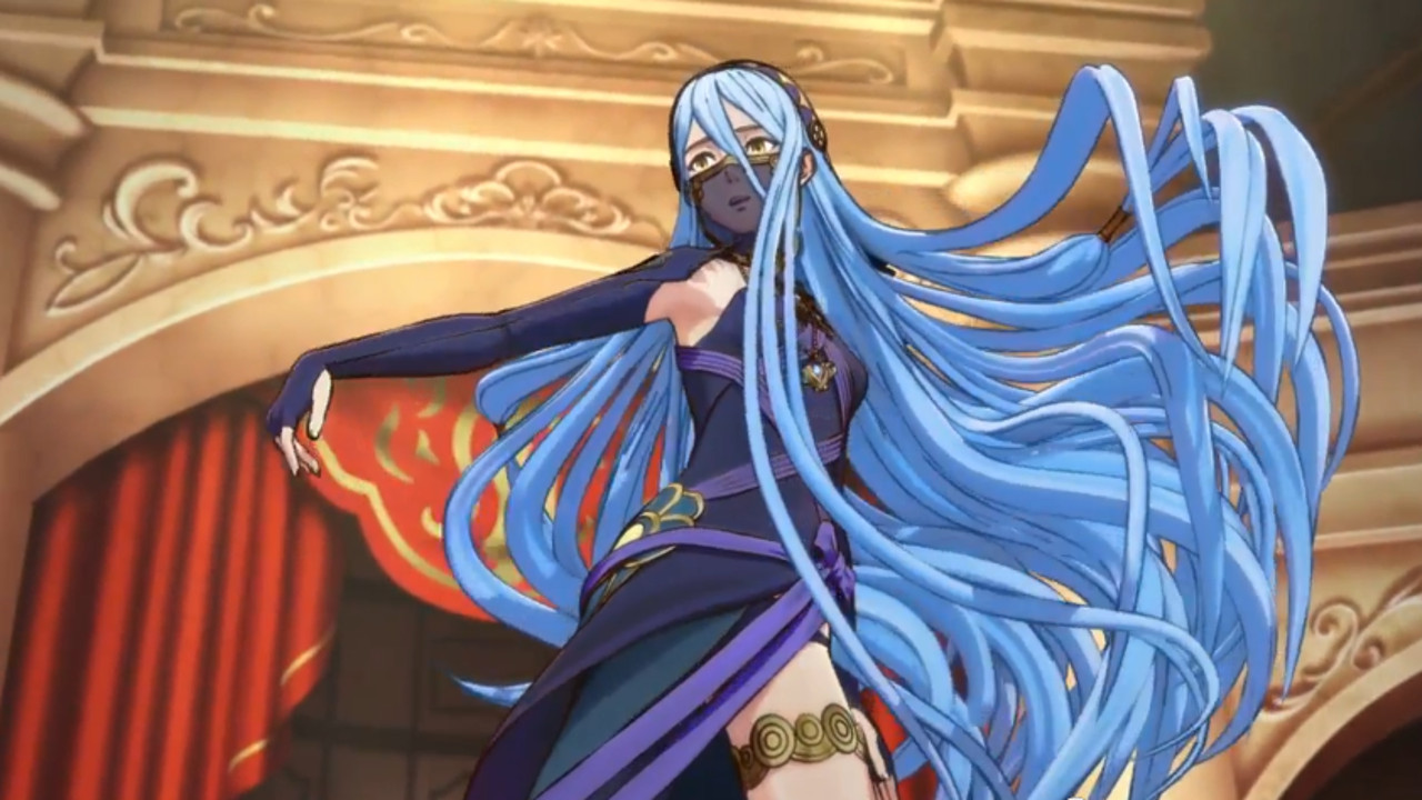 """Fire Emblem If"" Drops Weapon Usage - Also Comes with Phoenix Mode"