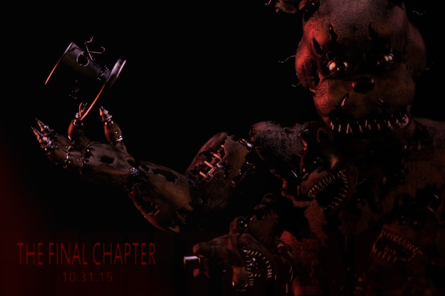 "Scott Cawthon Announces ""Five Nights at Freddy's 4: The Final Chapter"" - Just Like"