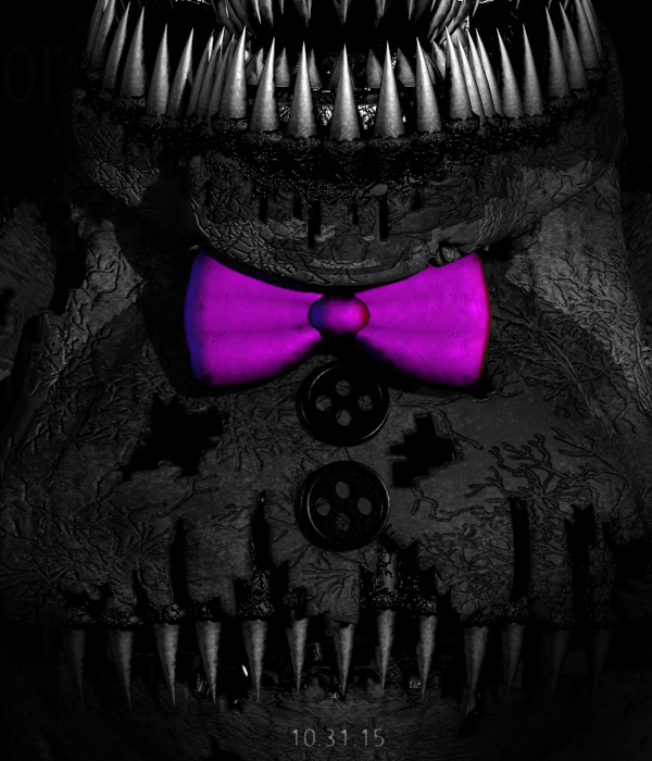 """Five Nights at Freddy's 4"" First Trailer Out - Who Let the Freaking Bear in Our House?!"