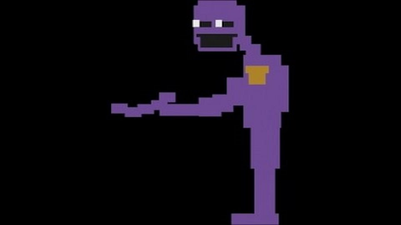 "Who Is ""Five Nights at Freddy's"" Purple Guy? - The Depths of Freddy Fazbear's Pizzeria Are Mysterious..."