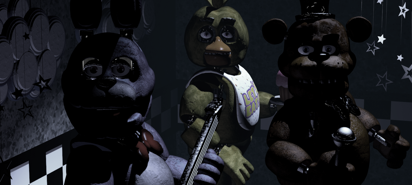 "Scott Cawthon Releasing ""Five Nights at Freddy's"" Novel - They're Letting the Bear Write Books Now?!"