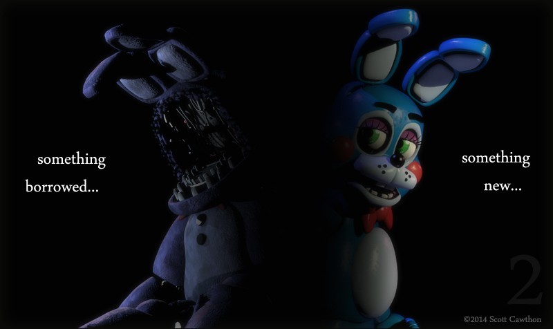 """Five Nights at Freddy's 2"" Is Out Now - Cawthon Has a Special Suprise for Us Indeed..."