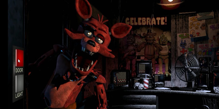 """Five Nights At Freddy's"" Getting Console Versions"