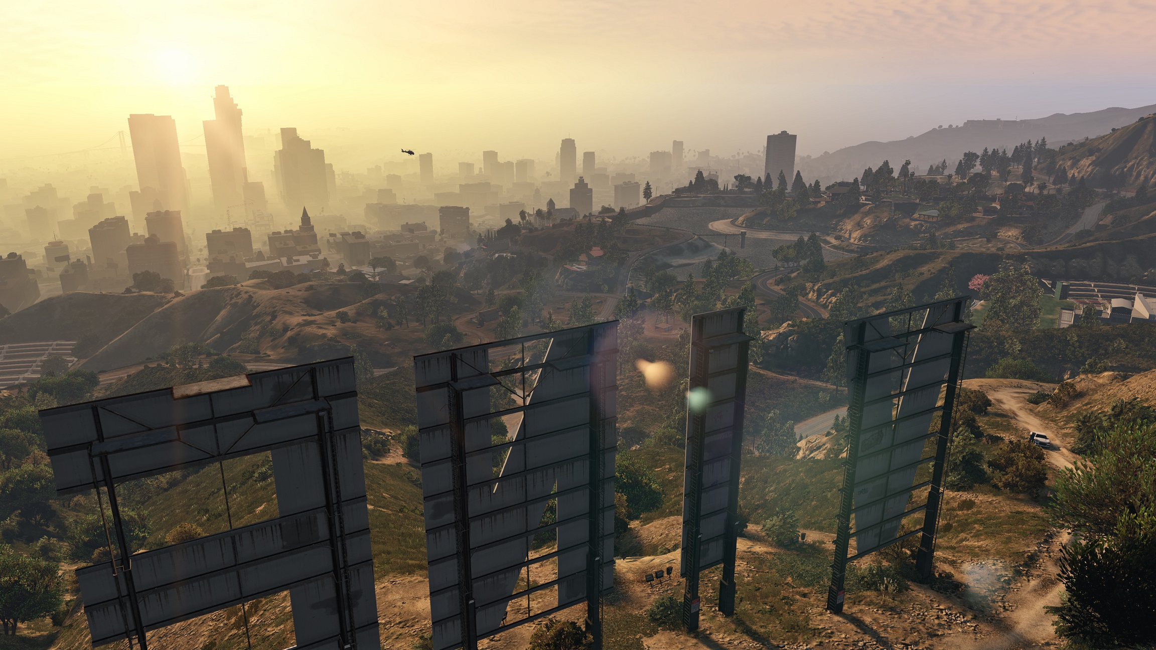 PC Version of Grand Theft Auto V Facing More Delays - At Least We Get Some Pretty Pictures
