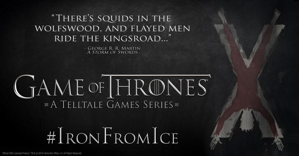 "TellTale's ""Game of Thrones"" Has Another Teaser - There Will Be Gore"